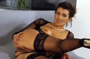 Hotesse Ingrid